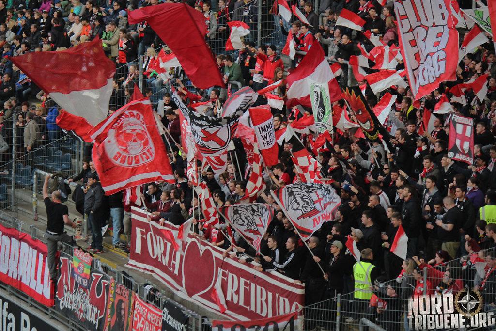 Eintracht Frankfurt - SC Freiburg (1:4) / 25. Spieltag, 1. Bundesliga